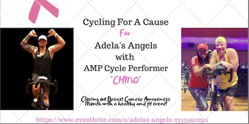 Cycling For A Cause (Breast Cancer Awareness)