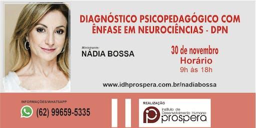 CURSO DIAGNÓSTICO PSICOPEDAGÓGICO COM ÊNFASE EM NEUROCIÊNCIAS - DPN