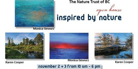 INSPIRED BY NATURE tickets