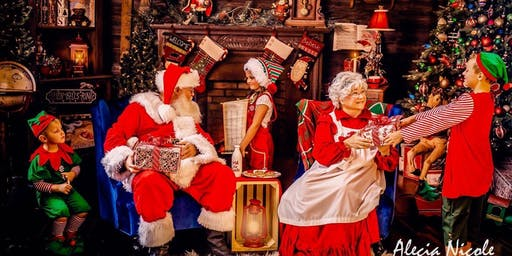 The Santa Experience (with Santa & Mrs. Claus)