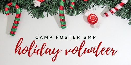 SMP Christmas Center Volunteer