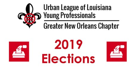 2019 NOLAYP Elections | October General Body Meeting tickets