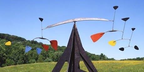 Alexander Calder - Sculpture making  tickets