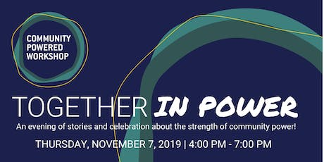 Together in Power Fundraiser tickets