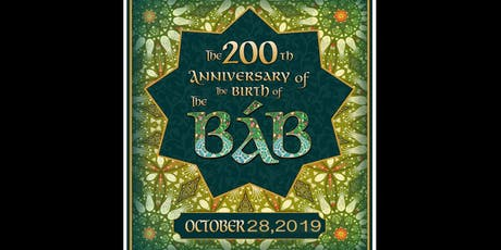 200th Anniversary of the Birth of the Bab tickets