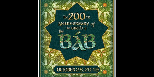 200th Anniversary of the Birth of the Bab