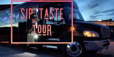 Sip Taste Tour