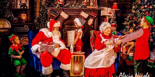 The Santa Experience (w/Santa & Mrs. Claus)