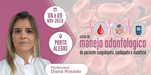 Curso de Manejo Odontológico do Paciente Coagulopata, Cardiopata e Diabético