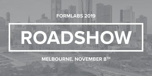 Formlabs Melbourne Roadshow 2019