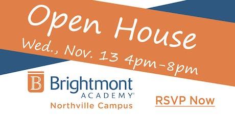 Brightmont Academy - Northville Open House tickets