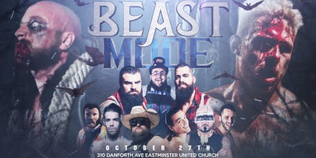 Greektown Wrestling Presents: BEAST MODE! A Halloween Party tickets