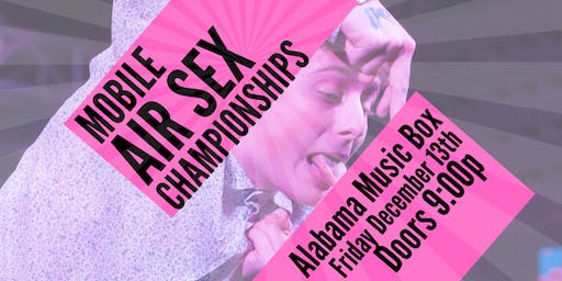 The Air Sex Championships Tour