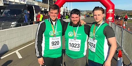 Run the Brighton Marathon for TASC tickets