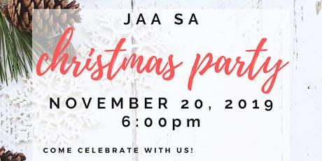JAA SA Christmas Party tickets