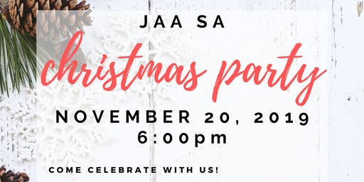 JAA GAA NCJV Christmas Party SA with major sponsor Akshmi