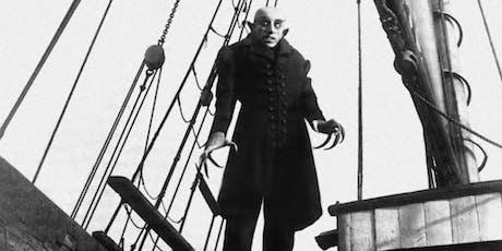 """Vortex Sci-Fi, Fantasy Film Festival presents F.W. Murnau's """"NOSTERATU"""" tickets"""