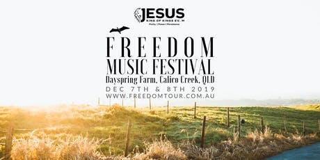Freedom Music Festival tickets