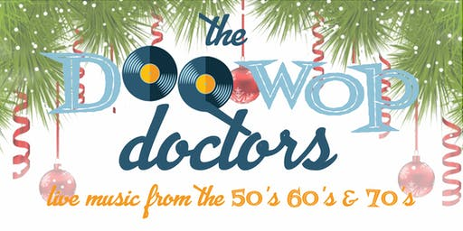 Doo Wop Doctors Holiday Performance