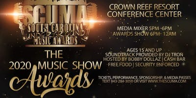 The South Carolina Underground Music Awards