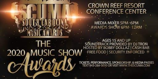The South Carolina Underground Music Awards
