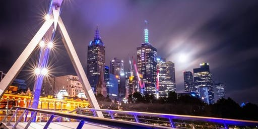 The Magic of Night - Melbourne Photo Workshop