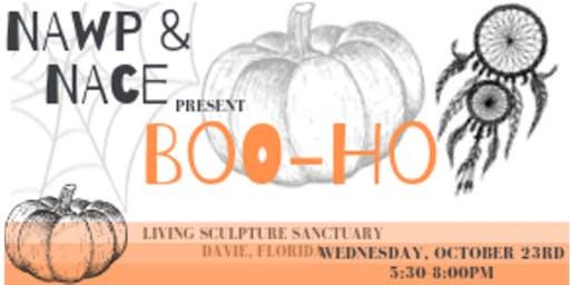 NAWP & NACE present Boo-Ho...a Bohemian Halloween Event!