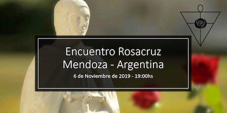 Encuentro Rosacruz Mendoza entradas