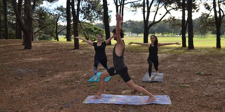 Yoga in the Forest - Dynamic tickets