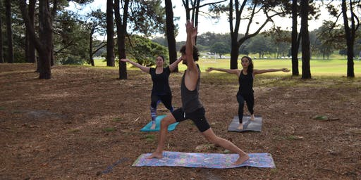 Yoga in the Forest - Dynamic