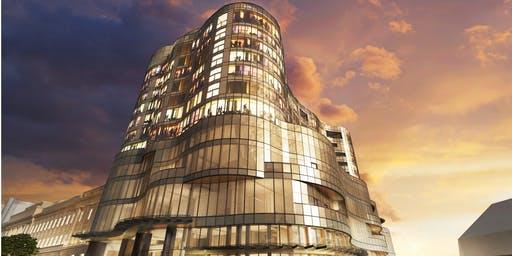 AIB SA Chapter: SKYCITY Adelaide Casino Expansion Site Visit