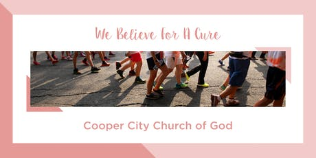 We Believe For A Cure tickets