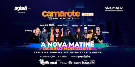 Camarote Teen - Belo Horizonte ingressos