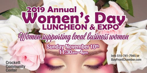WOMEN'S DAY Luncheon & Expo