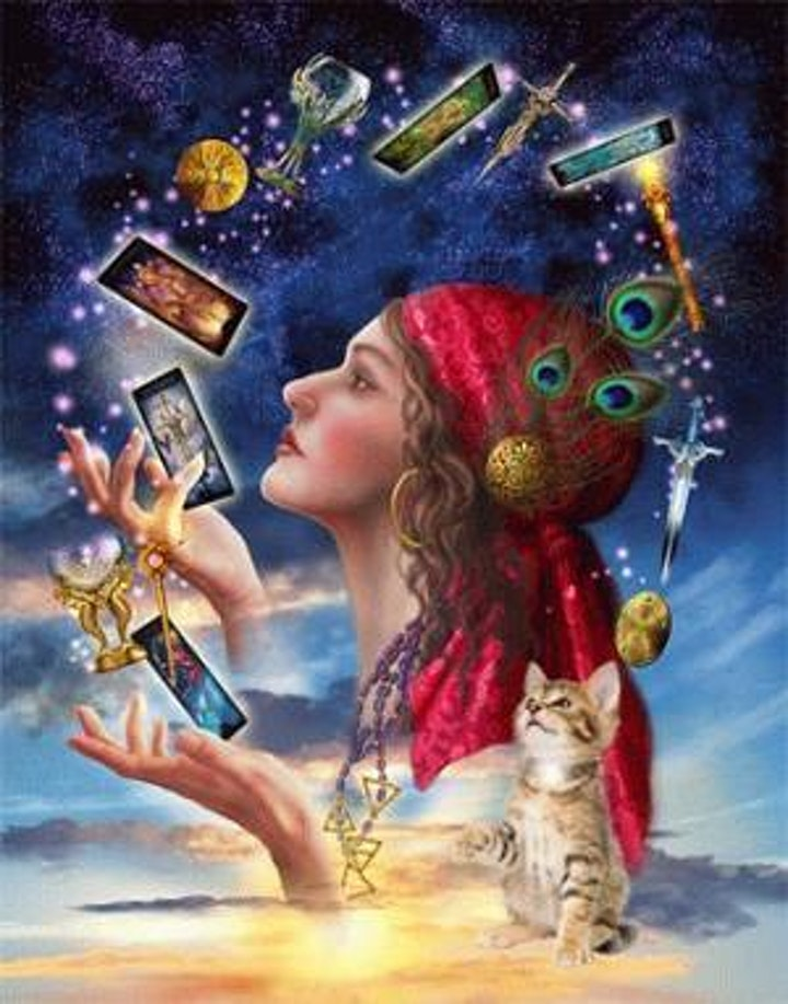 Learn Tarot in 1 Day Workshop! image