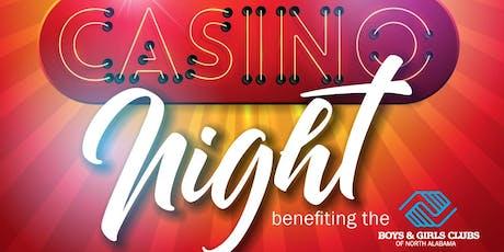 2019 Charles Shaver, III Memorial Casino Night tickets