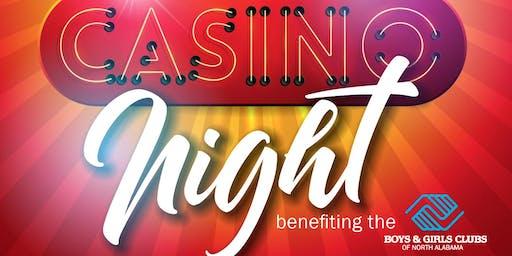 2019 Charles Shaver, III Memorial Casino Night