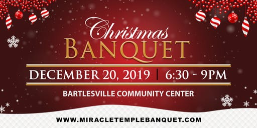 2019 Christmas Banquet