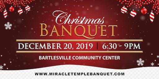 2019 Christmas Banquet