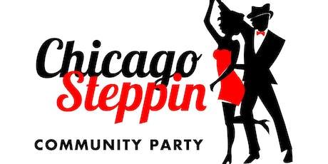 November Community Steppin' Class  tickets