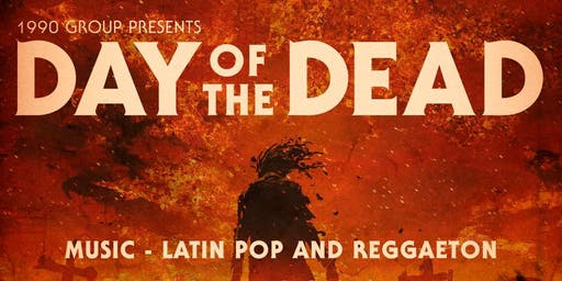 Day of the Dead: Reggaeton Halloween Party