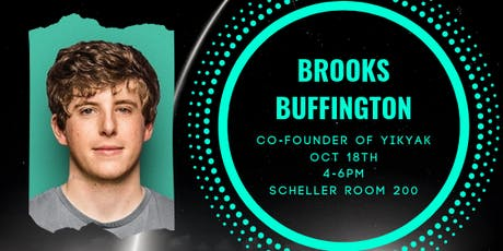 Brooks Buffington: Building Online Communities Without Identity tickets