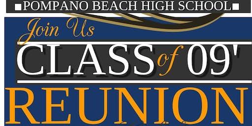 PBHS Class of 2009 Class Reunion