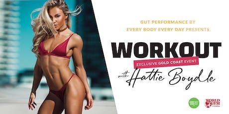 Workout With Hattie tickets