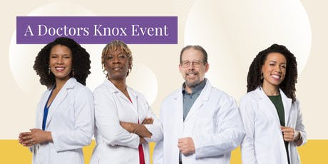 A Doctors Knox Event:  An Introduction To Endocannabinology tickets