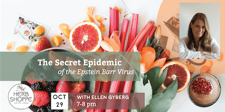 The Secret Epidemic Of The Epstein Barr Virus tickets