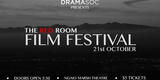 DramaSoc Presents: The Red Room Film Festival