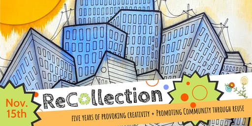ReCollection: Celebrating Five Years of Upcycle Parts Shop!