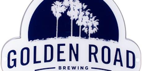 Golden Road Brewing Dinner Event on Thursday, October 24th, 2019 tickets