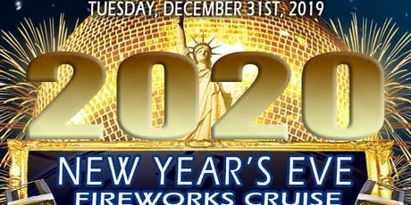 New Year's Eve Fireworks Cruise tickets